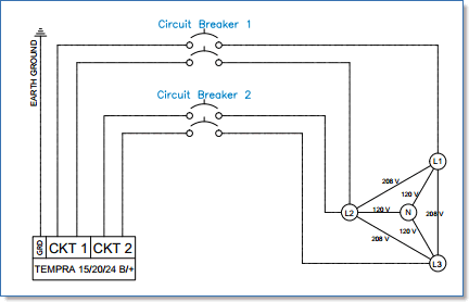 3 phase water heater wiring diagram  7 way trailer plug