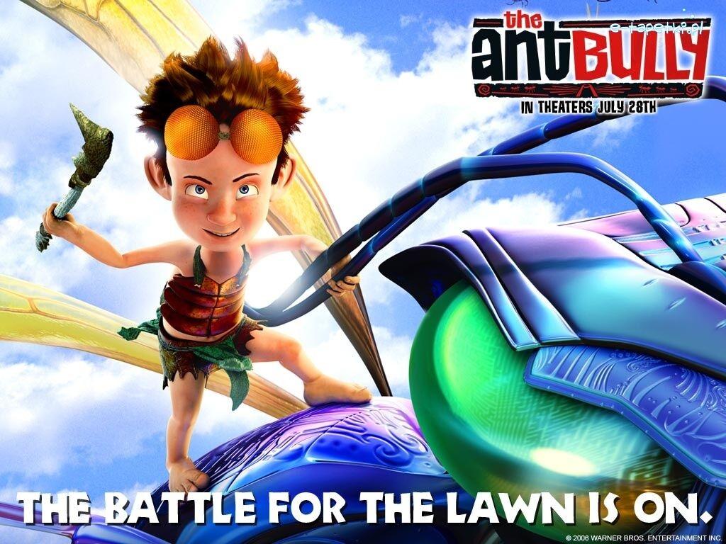 Po Rozum Do Mrowek The Ant Bully Ch Opiec
