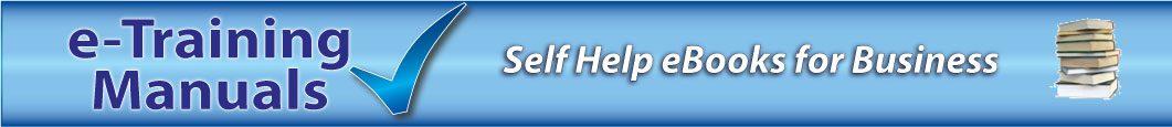 Business Self-Help eBooks