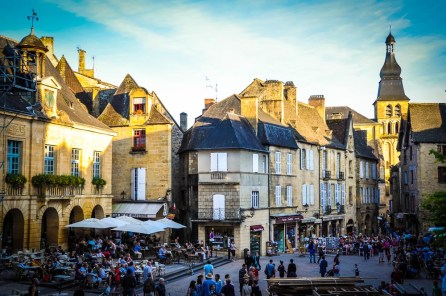 Sarlat really is a gem, although not an undiscovered one