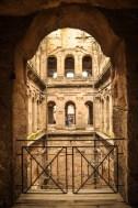 Inside Porta Nigra