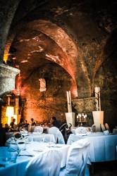 Stiftskeller St. Peter in Salzburg is supposedly Europe's oldest restaurant