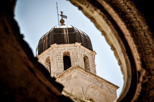 Franciscan Monastery in Dubrovnik