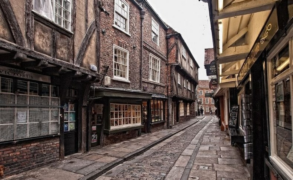 Harry Potter's Diagonal Alley