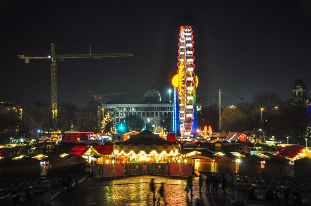 Berliner Weihnachtszeit