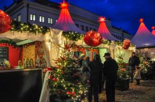 Christmas Wonderland in Lübeck