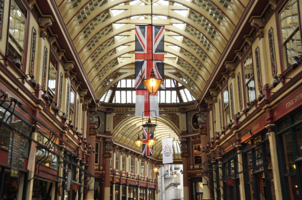 Harry Potter: Leadenhall market