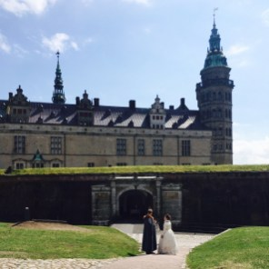 2016 marks 400 years of Shakespeare's death and to mark the occasion, Kronborg is yet again used a live backdrop for actors.