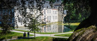 3 different historical garden styles are represented in Jardins d'Annevoie and make it an interesting and educational visit