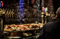 A decent bar in Pamplona, San Sebastián or Bilbao will have lots of pintxos to choose from