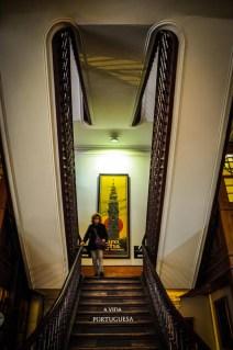 A Vida Portuguesa is a more practical example of the Art Nouveau architecture