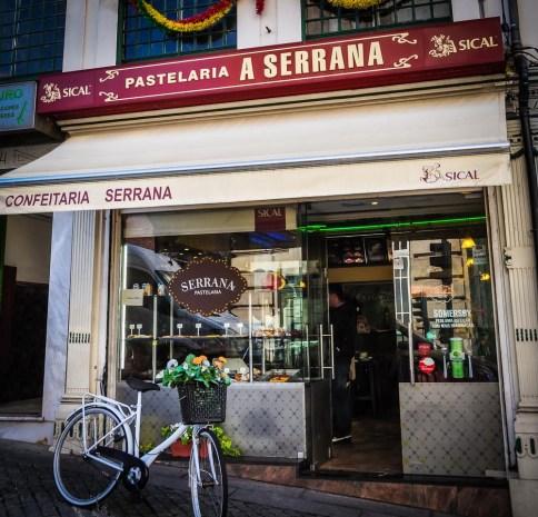 Confeitaria Serrana proves you shouldn't judge a building by its dull looks