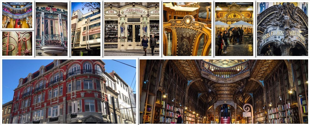 art nouveau in porto european travel magazine