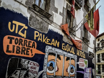 To this day, the Basque don't do well with authorities. No wonder.