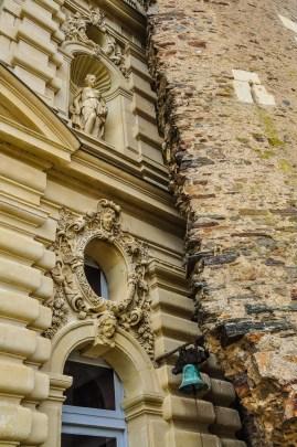 Medieval fortress meets Baroque splendor
