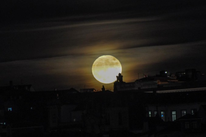 Supermoon of November 14th 2016