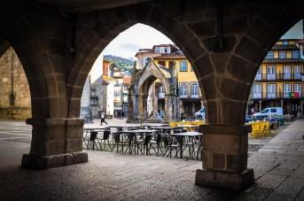 UNESCO World heritage town of Guimaraes