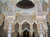 The height of Moorish architecture: The Nasrid Palace in Alhambra
