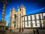 The Cathedral area also includes the Episcopal Palace and the Tourist Office