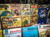 Rua de Conceicao offers trendy vintage stores, old comic book shops and boutique fashion shops