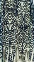 Art Nouveau dress in Carrers dels Cavallers 40
