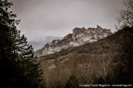 The enigmatic Bastide village of Cordes-sur-Ciel