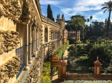 The Gardens of the Alcázar were used as set for the popular TV series Game of Thrones