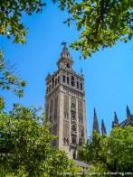 Construction of this Moorish minaret began in 1184 under the Almohad dynasty