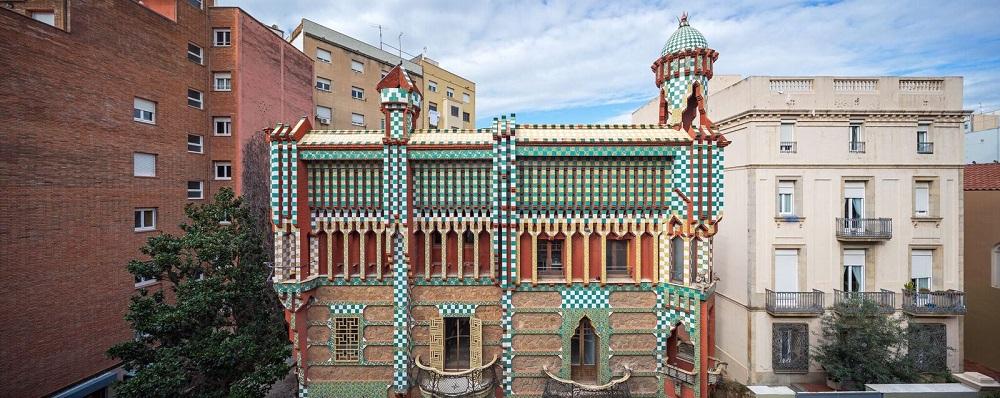 © Casa Vicens, Barcelona 2017. Photo by: Pol Viladoms