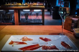 A visit to Jamón Experience is also a learning experience for the taste-buds