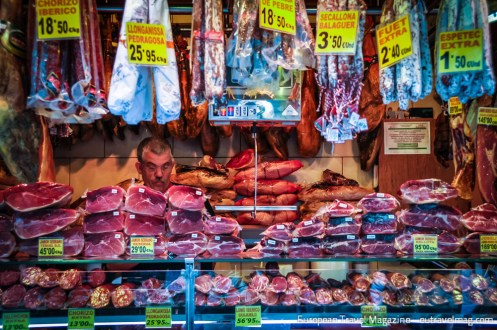 We can recommend a visit to Jamón Experience before you stock up on ham