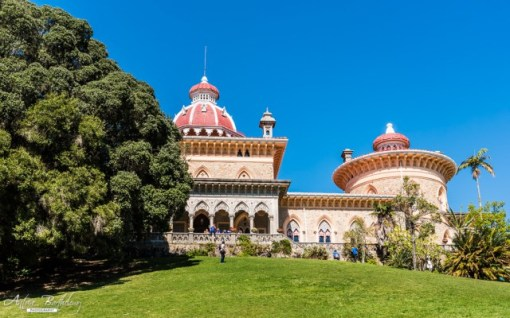 Monserrate Palace - Copyright Antoine Barthelemy