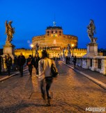 In Angels & Demons, Castel Sant'Angelo is the Illuminati lair