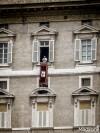 Papal address sunday morning mass