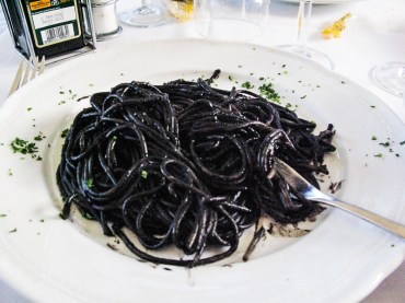 5. Indulge in a hearty Italian meal
