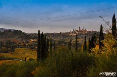 Neither churches nor towers are the real stars of San Gimignano. That is the city itself.