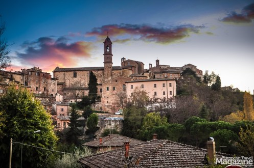 """Montepulciano was used as stand-in for Volterra in the teenage vampire movie """"Twilight"""""""