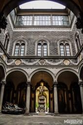 The Renaissance palace was originally built for Cosimo de' Medici in 1485