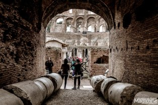 A visit to the Colosseum is included in the Forum ticket. It's valid for two days, but only for one visit in each site.