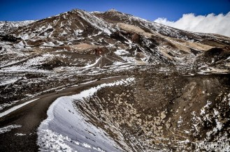 The desolate volcanic landscape of Etna is another, entirely different nature experience