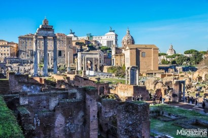 Yup, let's start with the obvious, because everything emanated from here. This was the heart of ancient Rome, the most celebrated meeting place in the world and in all history.