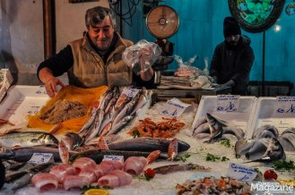 Surrounded by the ocean it comes as no surprise, that Sicily has an abundance of fresh seafood