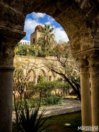 Another Arab-Norman attraction and quiet retreat in the busy city is Chiesa di San Giovanni degli Eremiti