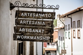 The workmanship of Bragança is a wonderful opportunity for any curious traveler to buy some authentic, Portuguese souvenirs.