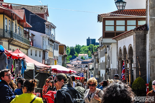 "At the ""Feira das Cantarinhas"" in the first weekend of May, Bragança comes alive"