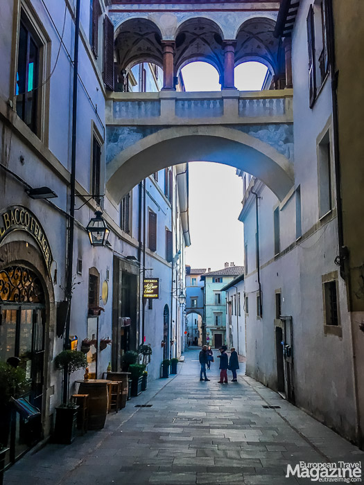 Spoleto offers the ideal vacation, the equilibrium between culture and nature