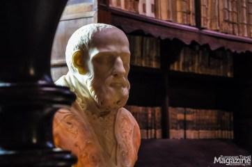 The bust of Filippo Neri himself
