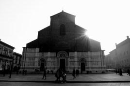 The Basilica of San Petronio at Piazza Maggiore
