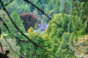 Cairngorms is also home to The Balmoral Castle, where Queen Elizabeth resides when in Scotland (this is not it, though!)