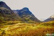 Bleak beauty in an epic landscape